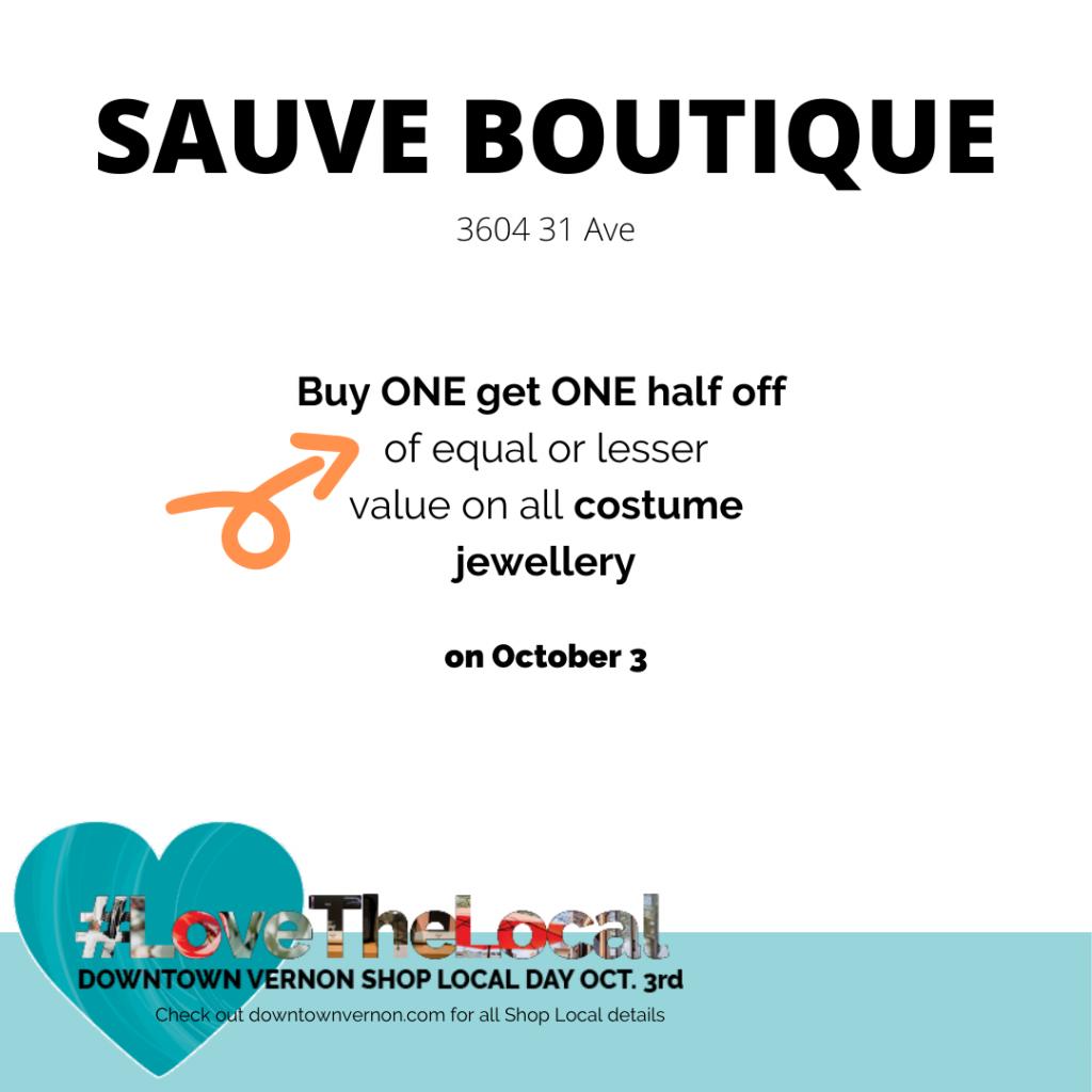 Sauve Boutique SLD