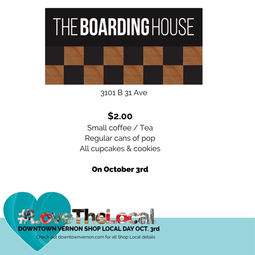 The Boarding House SLD