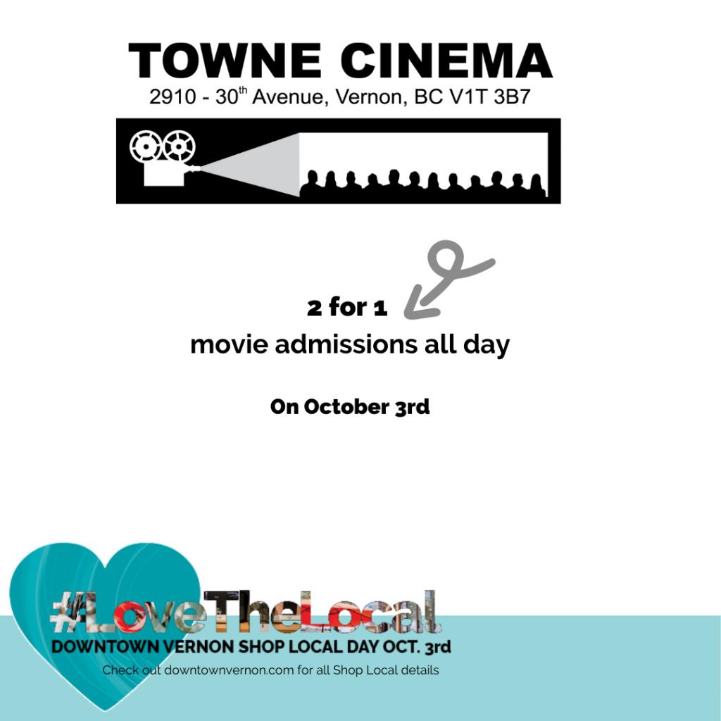 Towne Cinema SLD