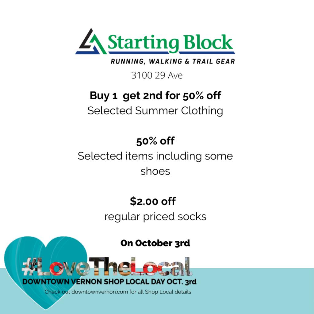 starting block SLD