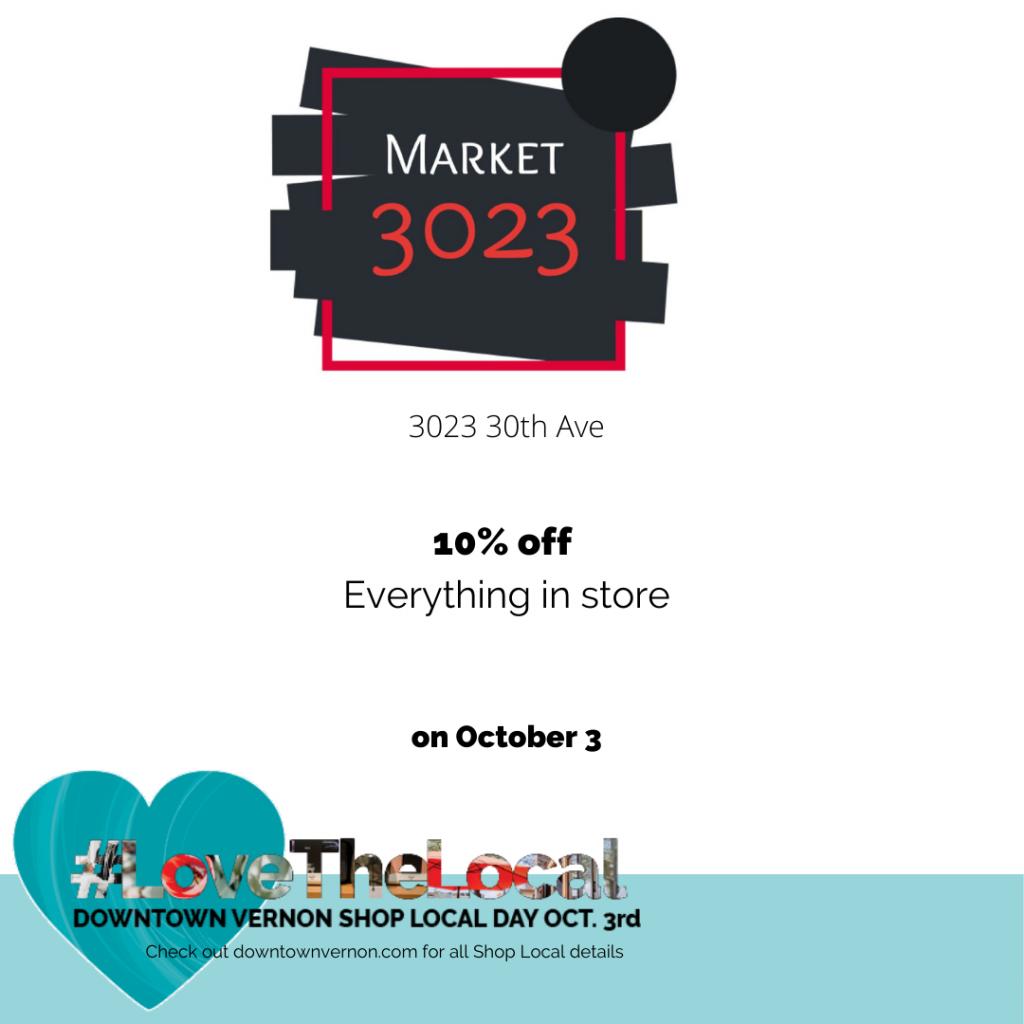 Market 3023 SLD