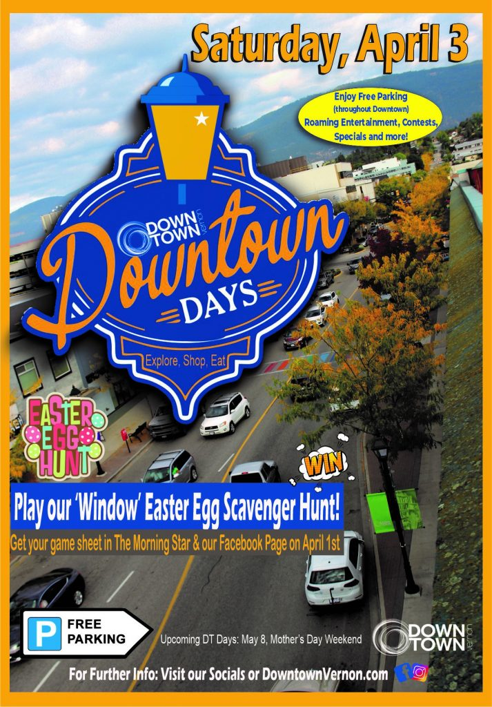 The new Downtown Days