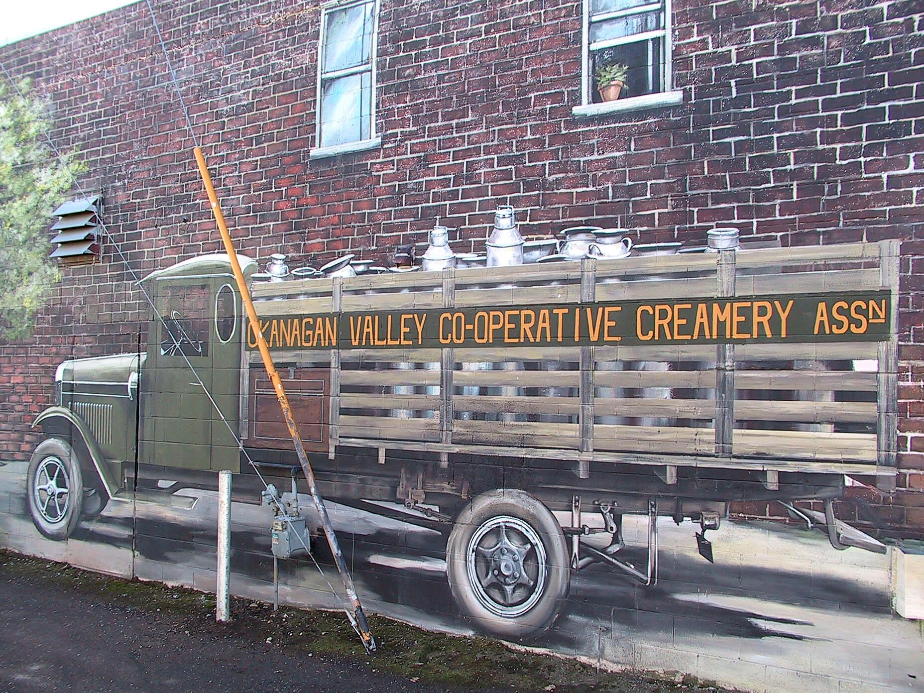 Creamery Truck