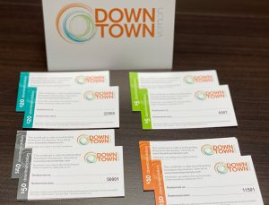 Downtown Vernon Dollars ads $50 to the mix