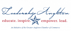 Leadership Angleton logo