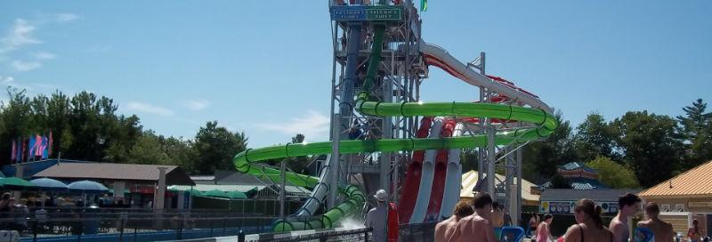 tall roller coaster