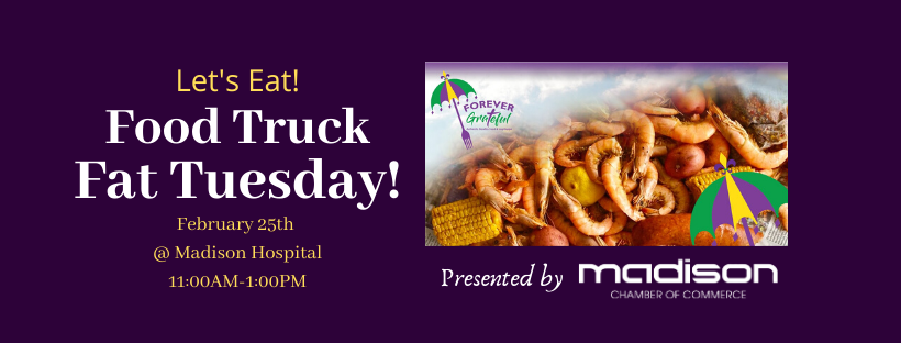 Food Truck Fat Tuesday!