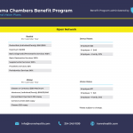 Chamber Plan Comparisons - Dental & Vision-1