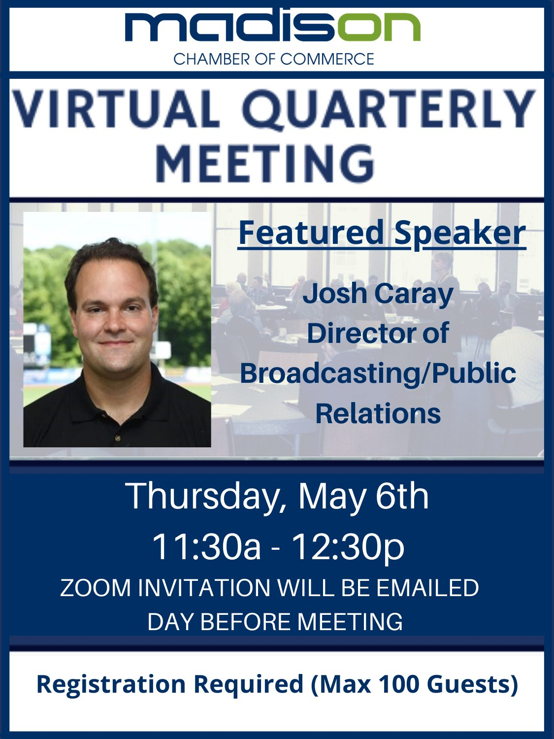 virtual meeting ad update
