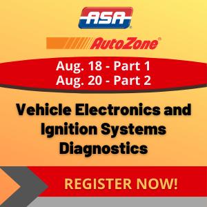 AutoZone Aug 18-20