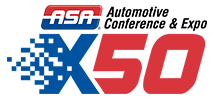 ASA X50 logo 3C 200 white outline