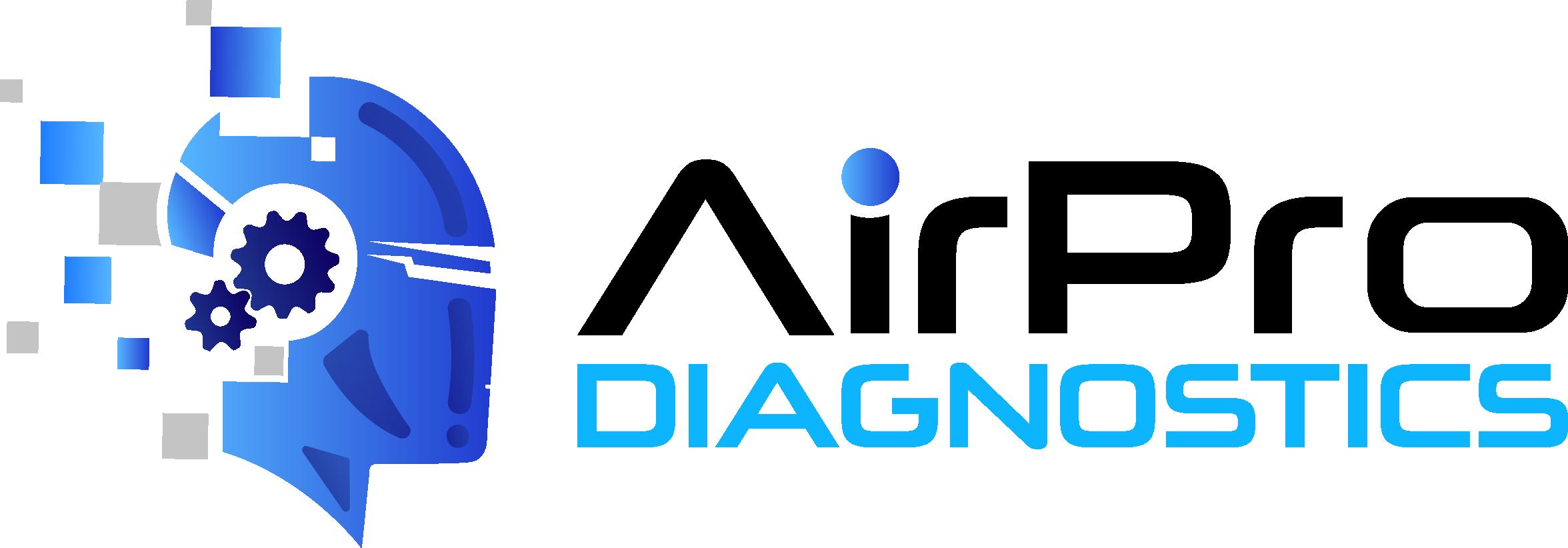 air pro diagnostics logo