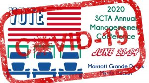 The 2020 SCTA Annual Conference has been cancelled.
