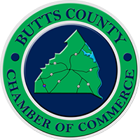 butts county chamber of commerce logo