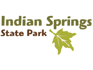 tourism location - Indian Springs Logo