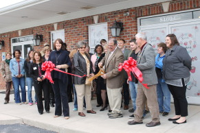 Sweet Obsessions Bakery's Ribbon Cutting