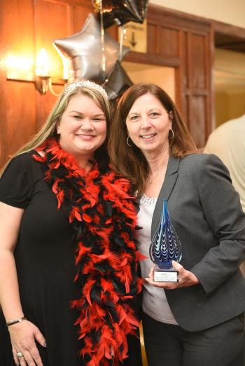 Robin Pegram Chairman's award