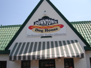 downtown doghouse