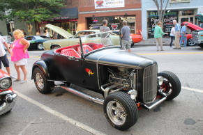 July 2017 Cruise-In in Downtown Reidsville
