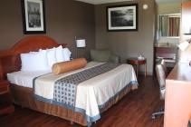 Reidsville hotel room