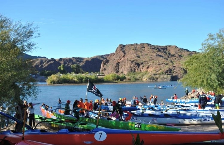 Another Dam Race - ADR