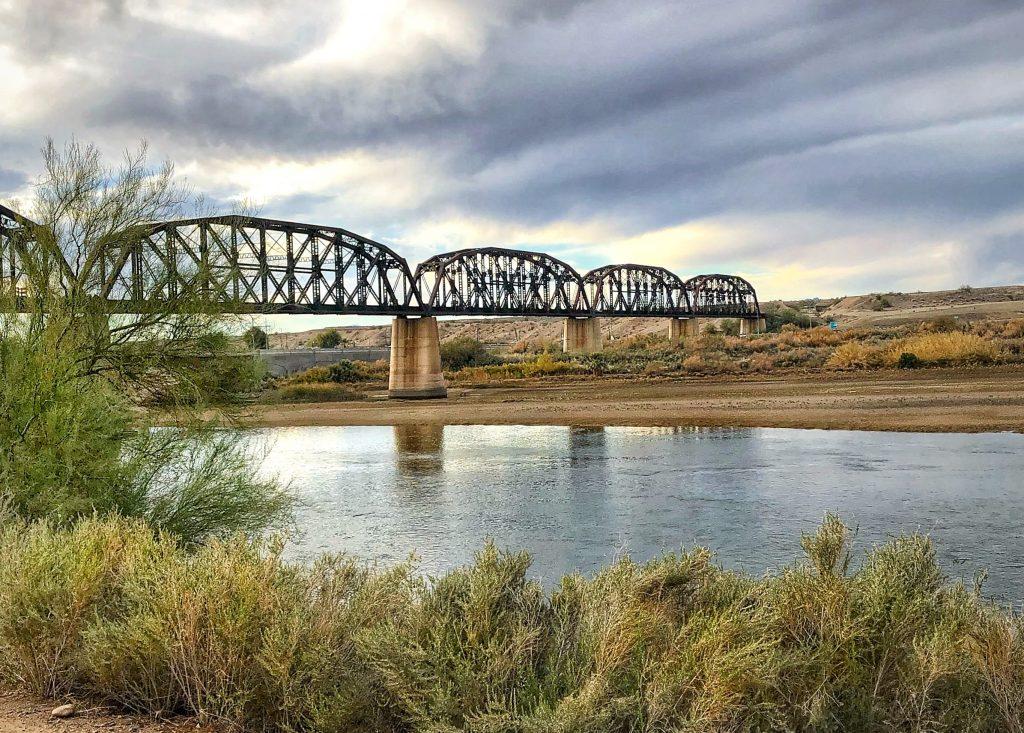 Parker's Train Bridge