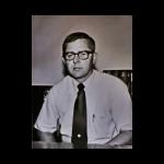 William E. Partridge 1970-1971, 1977