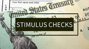 Stimulus Check graphic