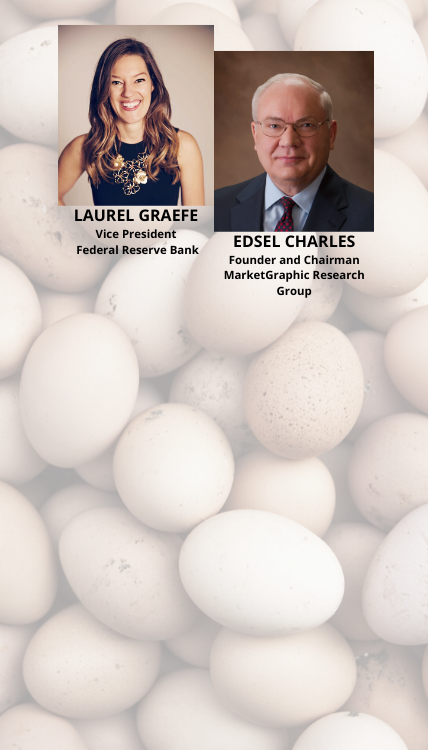 Eggs & Economics Graphic