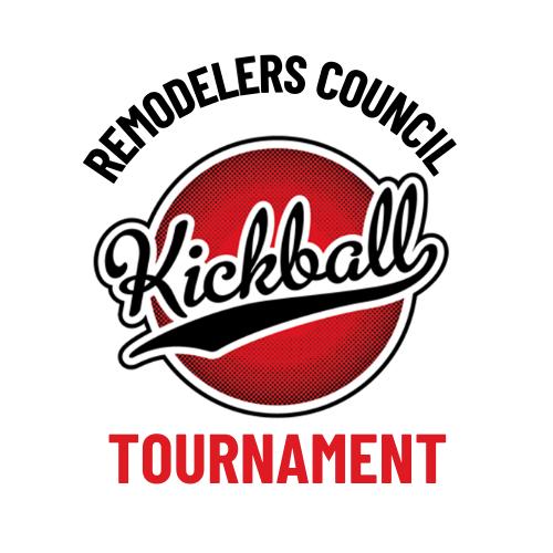 KICKBALL Tournament Logo