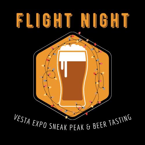 Flight Night Beer Tasting