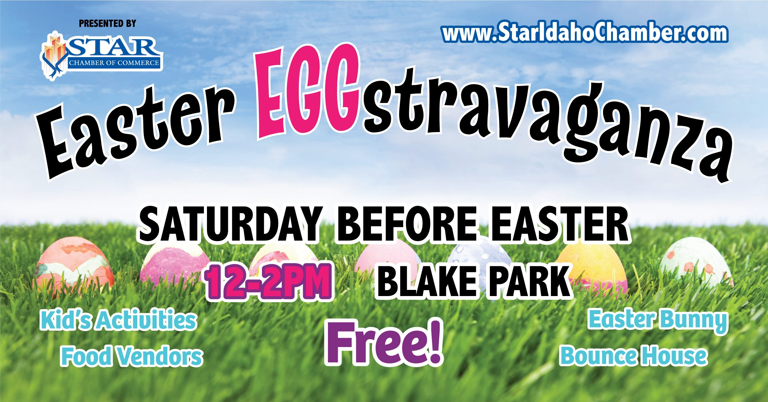 Star Chamber Easter Eggstravaganza