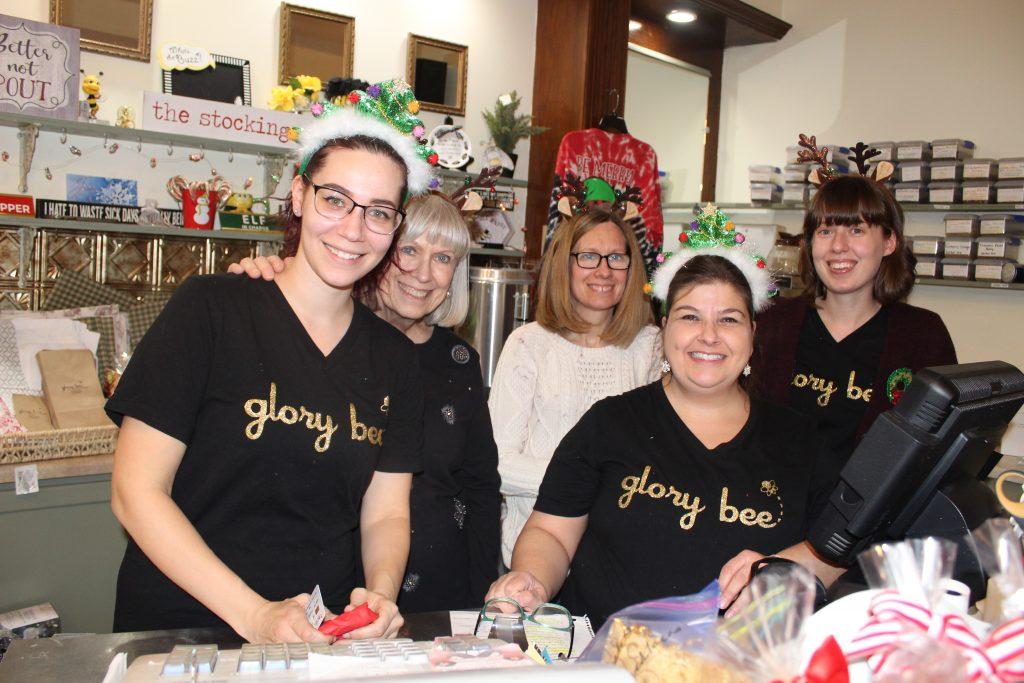 Glory Bee Crew