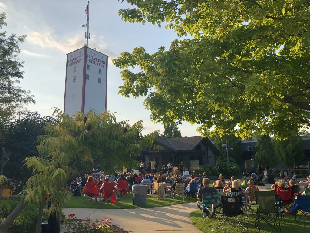 Concerts on the Green
