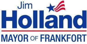 Jim Holland Mayor of Frankfort
