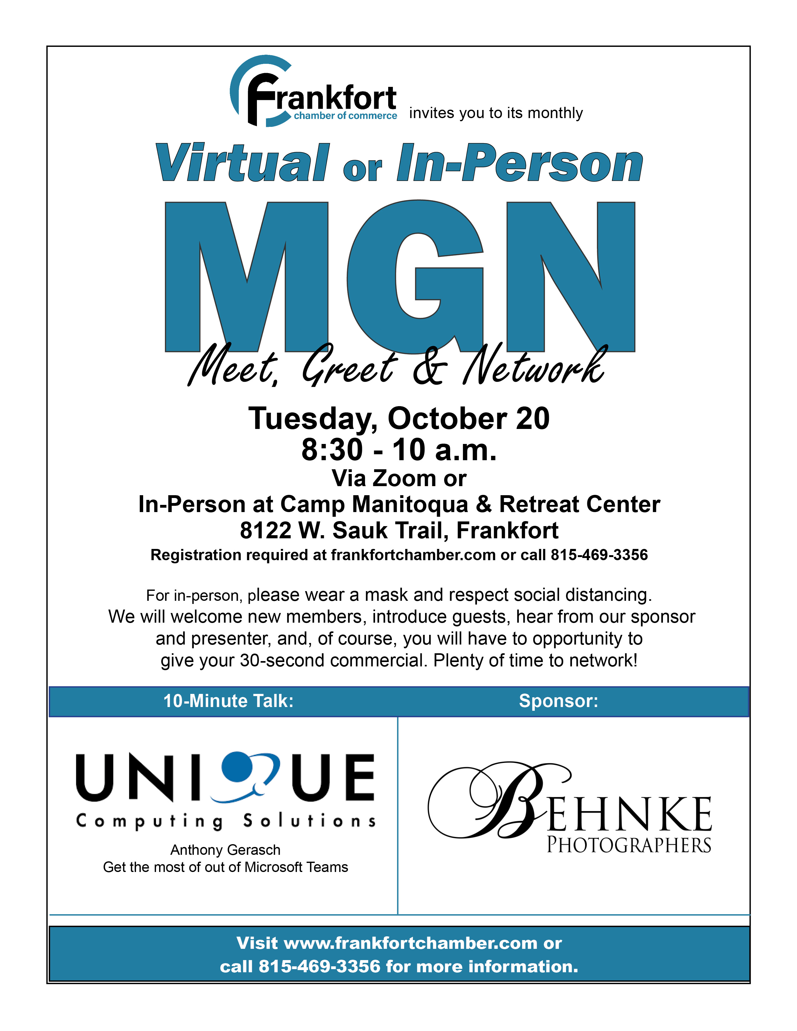 Flyer Virtual or in person October 2020 MGN