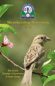 Directory Cover 2019