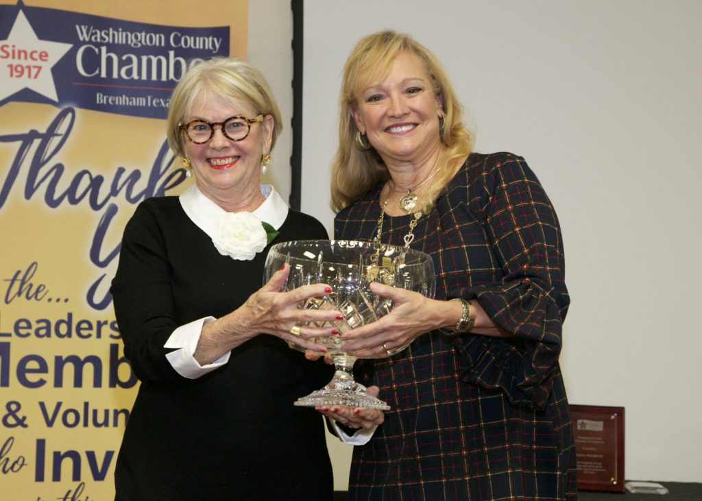 Carolyn Matejowsky, Woman of the Year