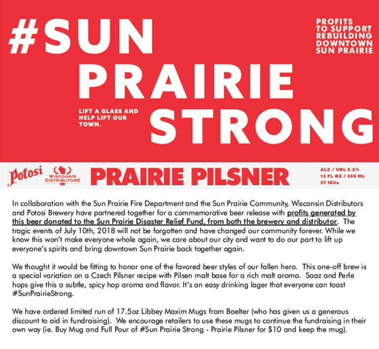Sun Prairie Strong
