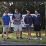 2020 Golf Outing participants