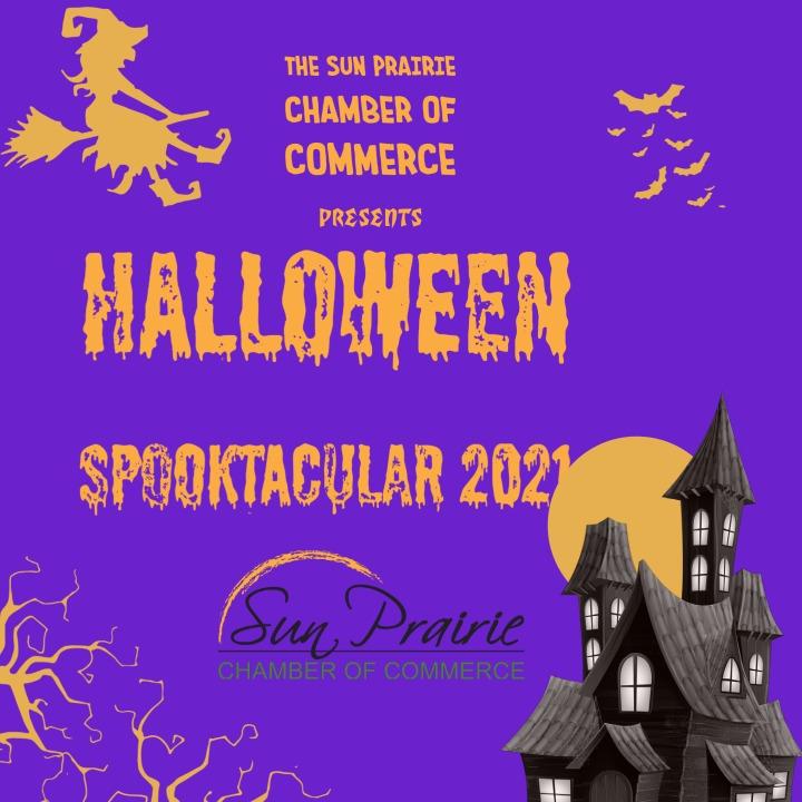 Halloween Spooktacular 2021 Logo