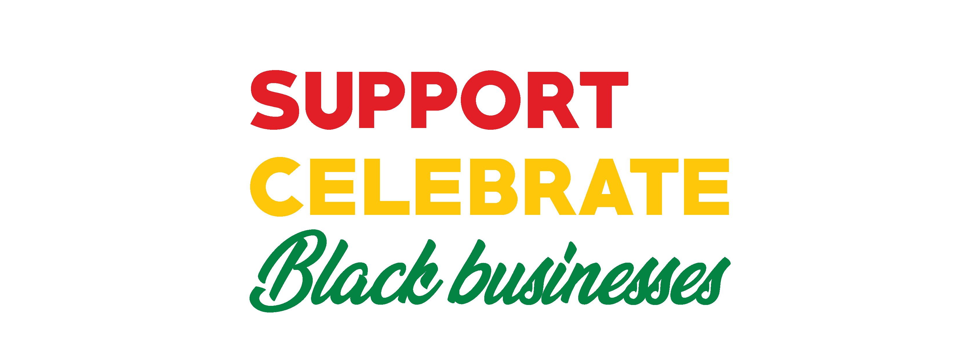 Support & Celebrate Black Businesses-text-2
