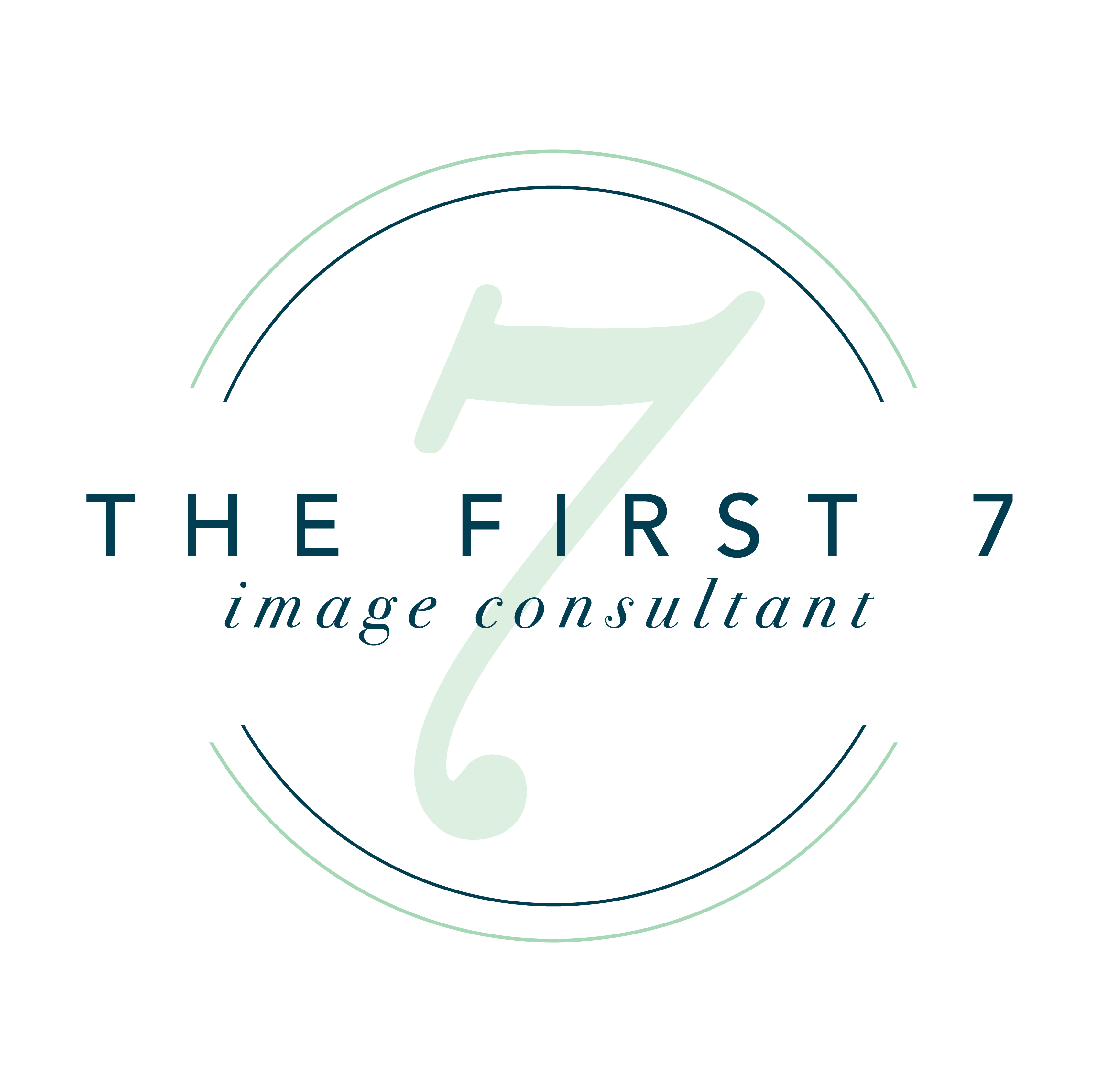 The First 7_Logo