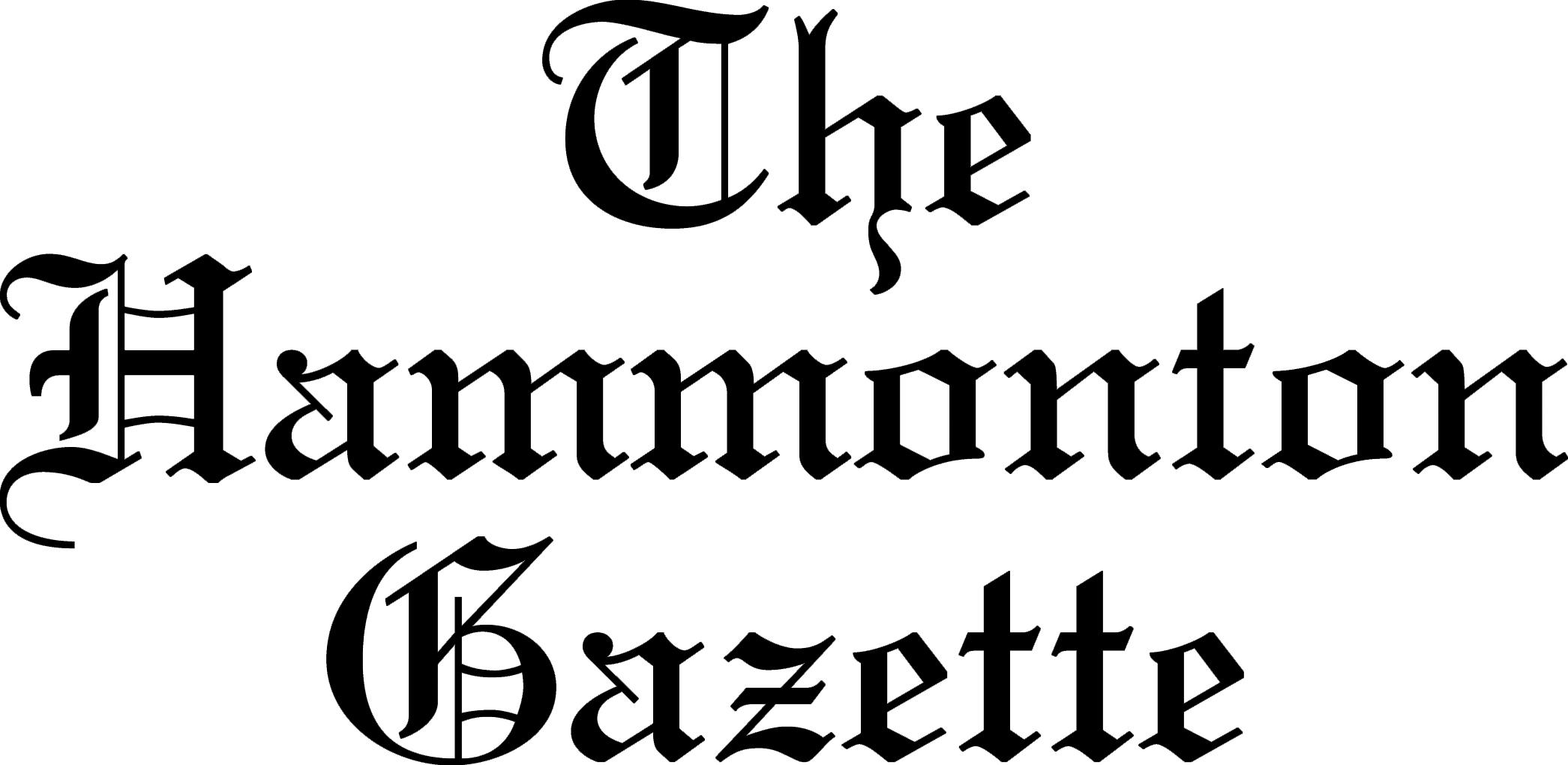 hammonton gazette logo