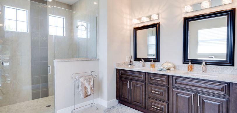 Pinnacle bathroom
