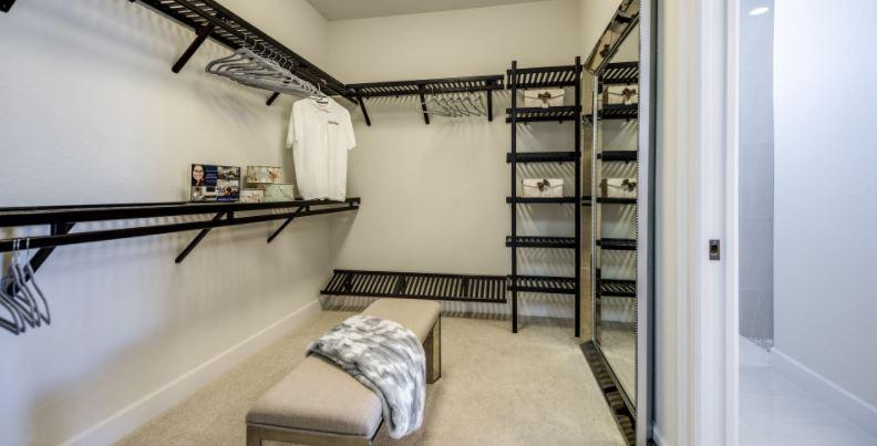 Arnold Roberts Dream Closet