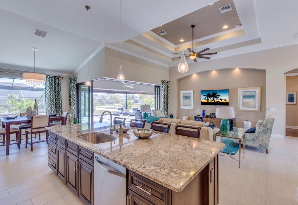 Pinnacle Dream Kitchen