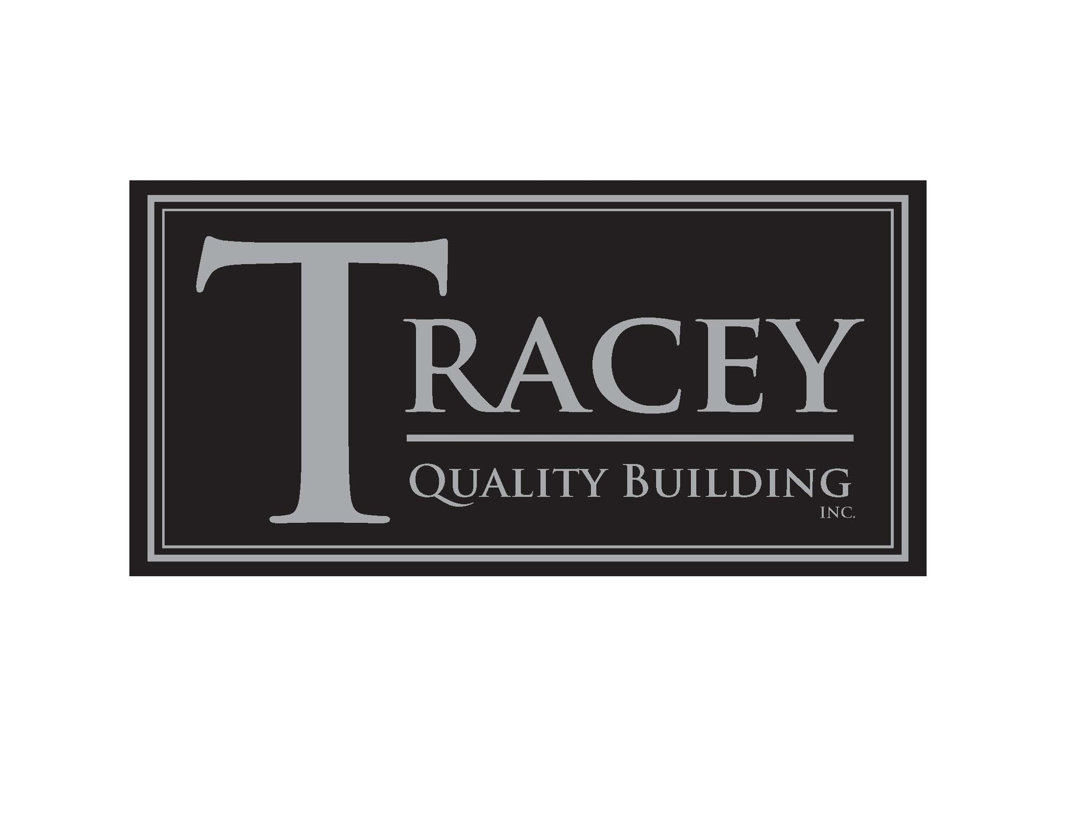 Tracey Quality Building logo