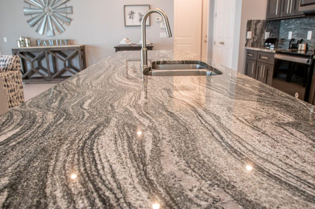 Coral isles counter top