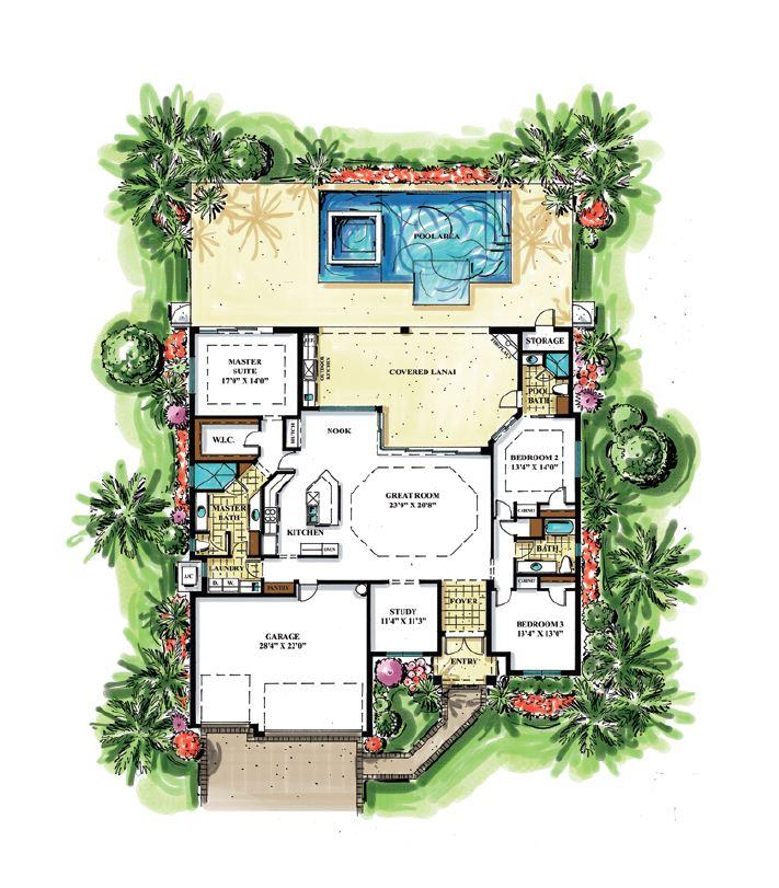 Koogler Santa Rosa Island Floor Plan